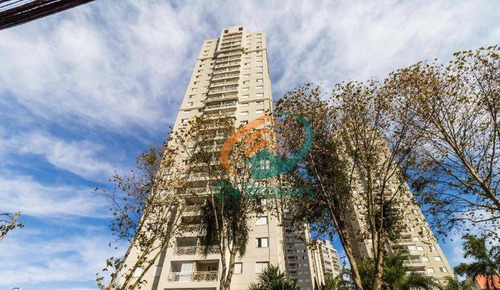 Imagem 1 de 19 de Apartamento Com 2 Dormitórios À Venda, 64 M² Por R$ 520.000,00 - Tatuapé - São Paulo/sp - Ap2362
