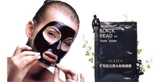 Mascarilla Negra De Carbon Activado Pilaten - Original