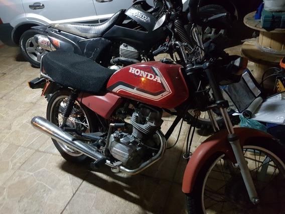 Honda Cg Vendido