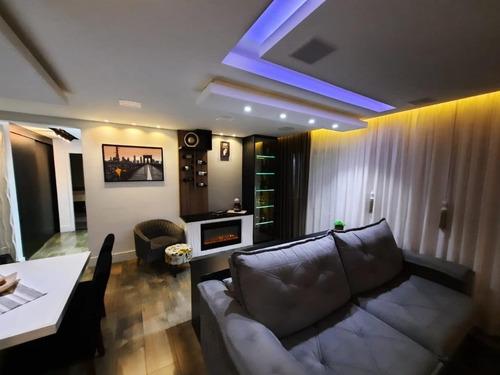 Imagem 1 de 30 de Apartamento Com 2 Dormitórios À Venda, 92 M² Por R$ 1.100.000,00 - Jardim - Santo André/sp - Ap6128