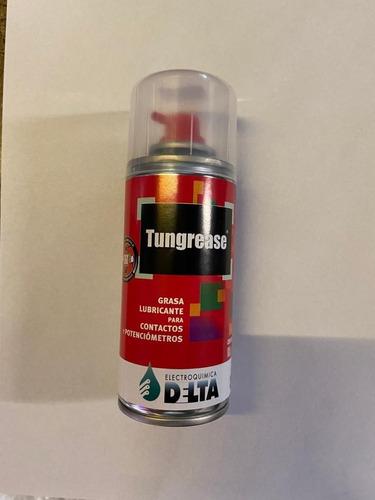 Imagen 1 de 1 de Tungrease 105g. / 180cc. Grasa Lubricante Delta Ionlux
