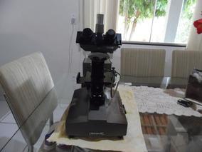 Microscópio Olympus, P/imunofluorescência, Modelo Bhf .