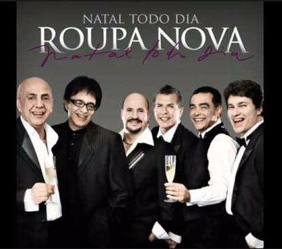 Roupa Nova Natal Todo Dia Cd Original Novo Lacrado