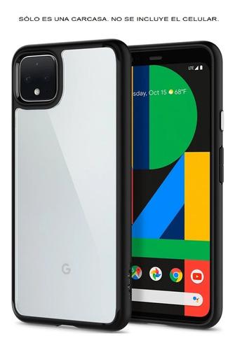 Google Pixel 4 Xl Spigen Ultra Hybrid Carcasa Protector Case