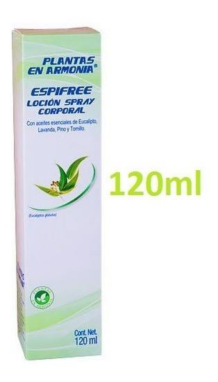 Esencia 120ml Aceite De Eucalipto, Lavanda, Pino Y Tomillo