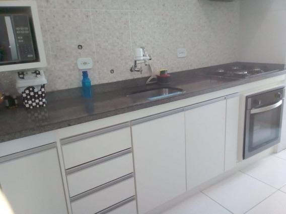 Apartamento Em Parque Taboão, Taboão Da Serra/sp De 58m² 2 Quartos À Venda Por R$ 249.000,00 - Ap394443