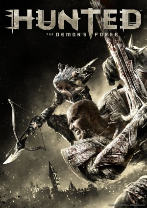Ps3 Jogo Hunted The Demon Forge Lacrado 100% Original