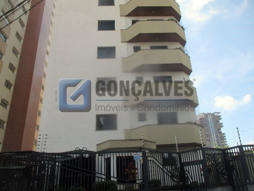 Venda Apartamento Santo Andre Vila Bastos Ref: 56715 - 1033-1-56715
