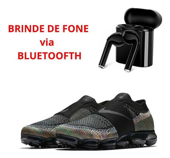 Tênis Tá Nike Original Com Brinde De Um Fone Via Sem Fio