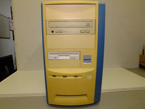 Cpu Pentium 4 - Intel 478 Pinos-2.0ghz/256mb Ddr2/266