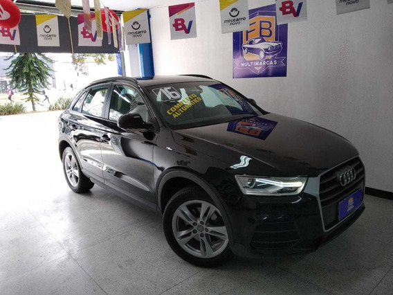 Audi Q3 Ambiente 1.4 Turbo 2016 Teto Solar Pneus Novos