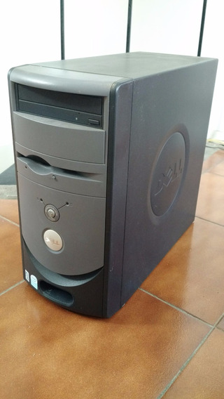 Computador Dell Dimension 1100 Celeron D 2,53 Ghz, 512 80 Gb