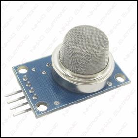 Sensor De Gás - Metano - Butano - Álcool - Fumaça - Mq-2