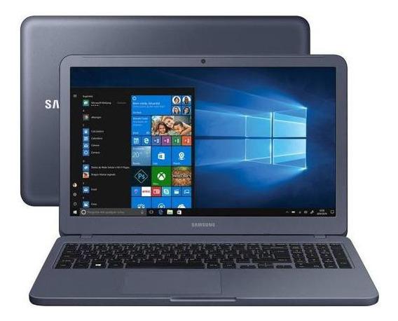 Promoção Notebook Samsung Essentials E20 Intel Dual Core