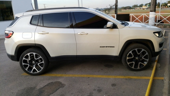 Jeep Compass 2.0 Longitude Aut. 5p 2017