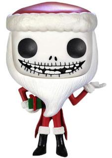 Santa Jack Skellington Funko Pop El Extraño Mundo De Jack