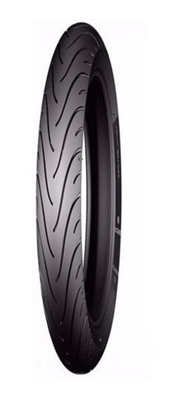 Pneu Dianteiro 80/90-17 +largo Biz100/125-pop100 Michelin