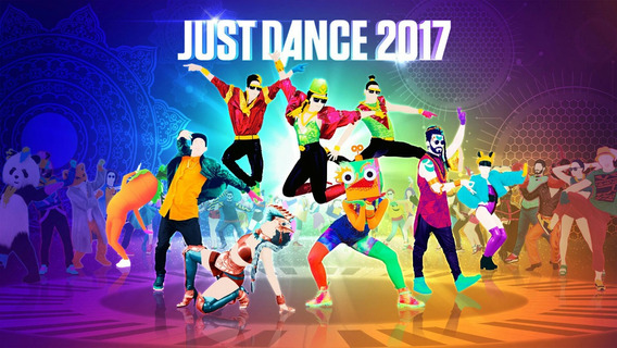 Just Dance 2017 Playstation 3 Ps3