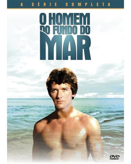 O Homem Do Fundo Do Mar - Dvd