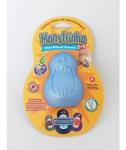 Monstrinho Pet Games - Mordedor Recheável