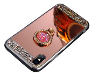 Funda De Espejo De Lujo Para Samsung Galaxy Note 5