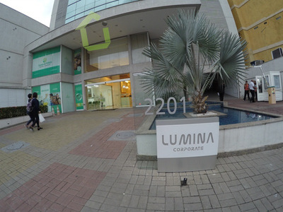 Aluguel - Sala Comercial Pronta Com Ar No Lumina Corporate