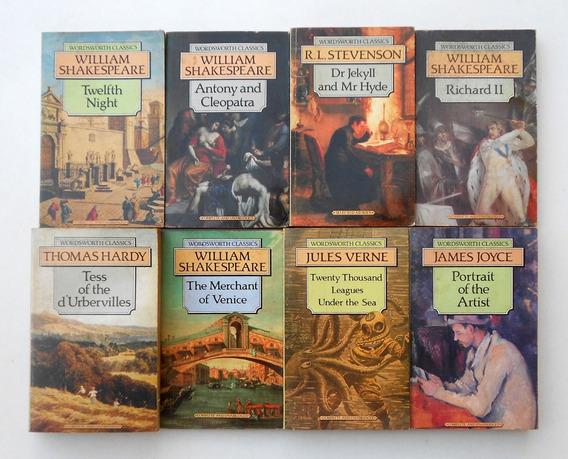 Livros Vários - Lote 11 - Inglês - F(371)