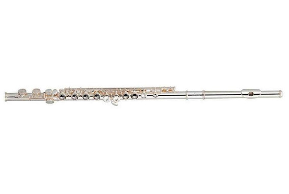 Flauta Traversa 16 Llaves Con Estuche Knight Jbfl-6248s