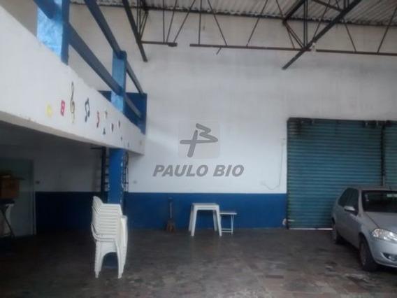 Salao / Galpao Comercial - Jardim Santa Lidia - Ref: 2721 - L-2721
