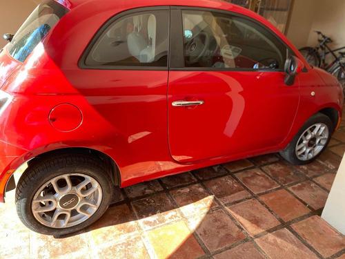 Fiat 500 2013 1.4 Cult Flex Dualogic 3p