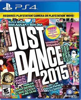 .--just Dance 2015 Para Ps4.-- Oferta De Expegames.