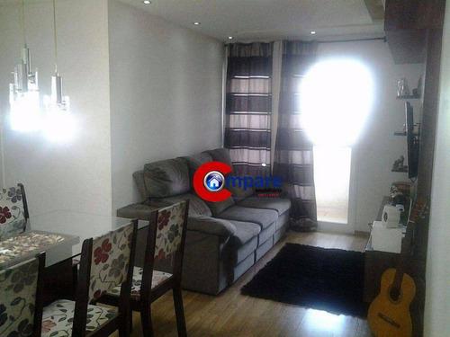 Imagem 1 de 30 de Apartamento Residencial À Venda, Gopoúva, Guarulhos - Ap4558. - Ap4558