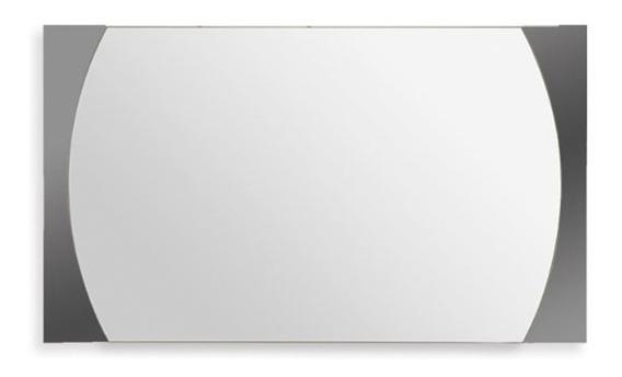 Espejo Minimalista Gris 36x61 Premium Sin Interes Reflejar