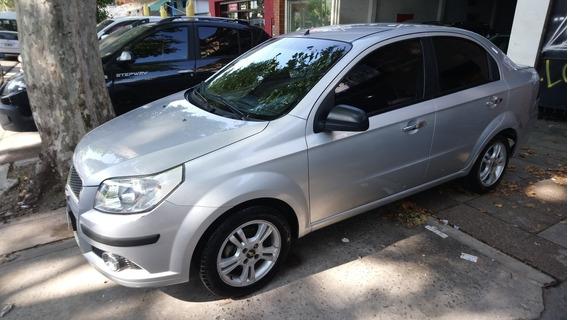 Chevrolet Aveo G3 1.6 Lt 2012