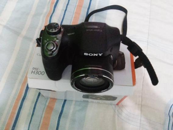 Câmera Sony Dsc H300 20.1mp