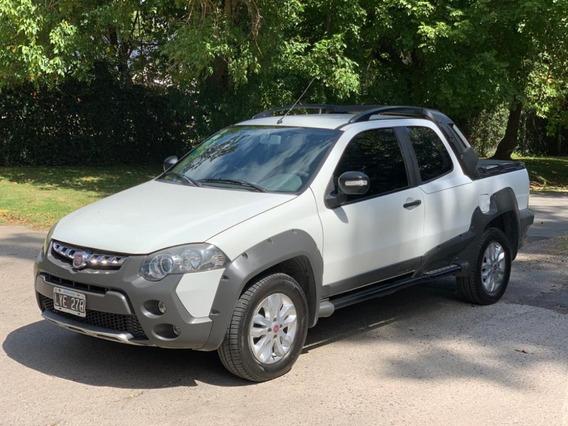 Fiat Strada Adventure 1.6 Dc C/gnc