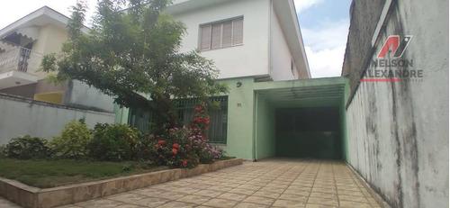 Sobrado Com 3 Dormitórios À Venda Por R$ 2.000.000,00 - Presidente Altino - Osasco/sp - So0037