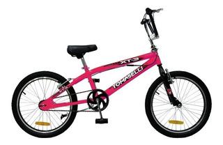 Bicicleta Tomaselli Xt3 Freestyle Rodado 20