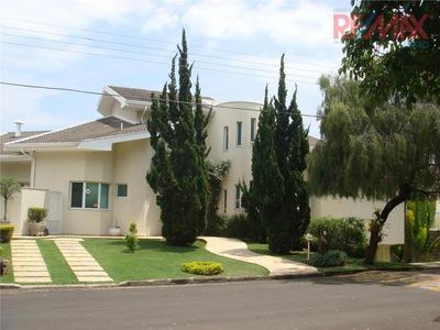 Casa À Venda, Condomínio Village Visconde De Itamaracá , Valinhos. - Ca3234