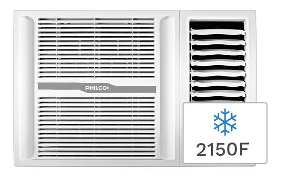 Aire Acondicionado Ventana Frío Solo Philco Phw25ca3an 2150f