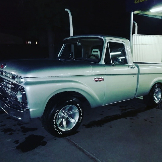 Ford F100 66 Twin I Beam