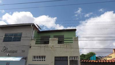 Casa Residencial Para Locação, Monte Castelo, Fortaleza - Ca0324. - Ca0324