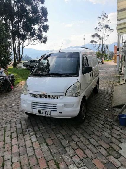 Chevrolet Vans N300 Con Gas De Quinta Generación