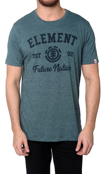Remera Element Vintage Nature Tee Hombre 21108011