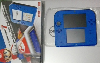 Nintendo 2ds Mario Bros Kart Videojuegos