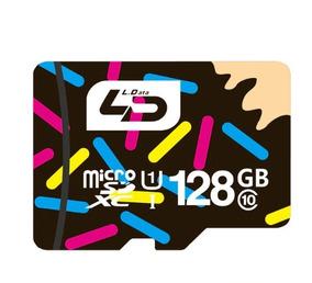 Ld Cartão Micro Sd Gb Classe 10 128 Gb