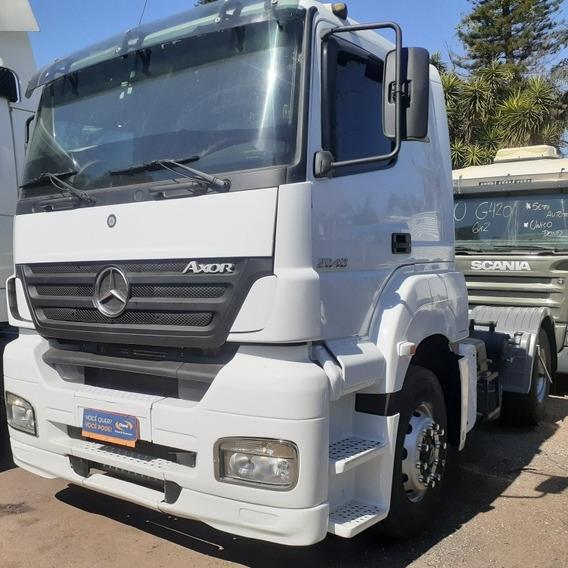 Mercedes-benz 2040 4x2 2007