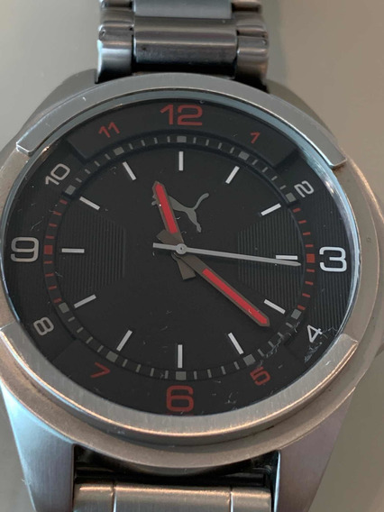 Relógio Masculino Puma - Oportunidade