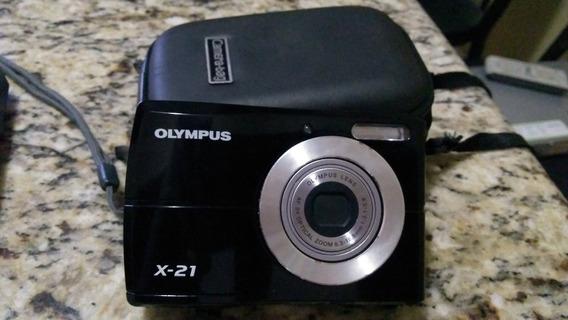 Camera Digital Olympus X-21 12 Megapixel