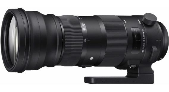 Lente Sigma 150-600mm Canon